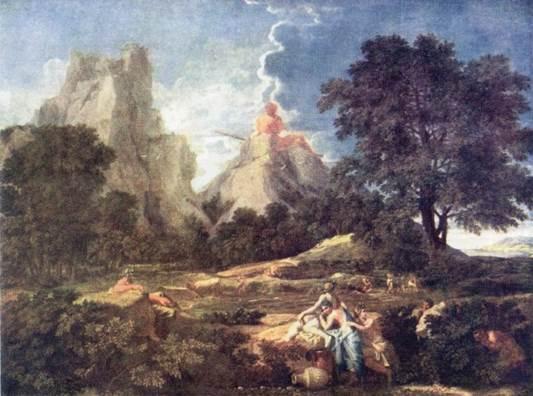 Искусство Франции 17 века — Студопедия