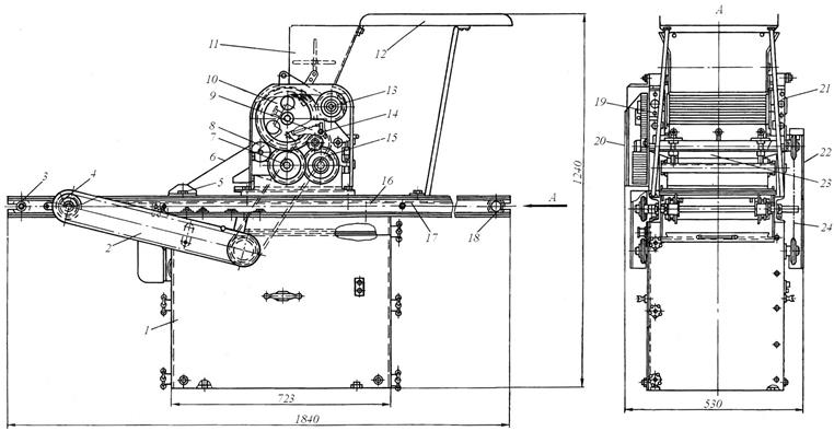 Цепной конвейер кинематическая схема фольксваген транспортер подержанные